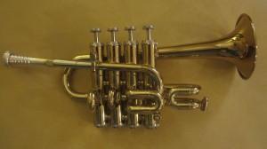 Getzen Piccolo Trumpet