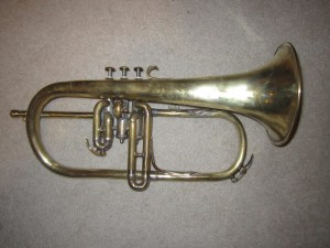 1905 Couesnon Flügelhorn
