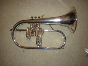 Getzen Custom 3895S Flügelhorn