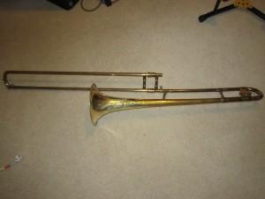 1949 Buescher 404 Trombone
